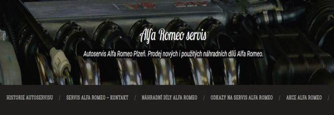 AUTOSERVIS ALFA ROMEO