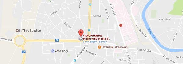 VideoProdukce Plzeň - WFB Media & Alfa – Omega servis, Žižkova, Jižní Předměstí, Plzeň-Plzeň 3