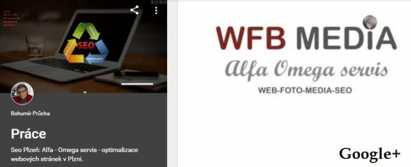 Alfa - Omega servis profil Google+