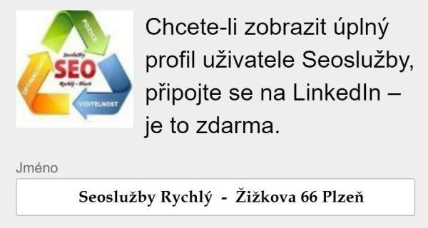 SEO služby Rychlý LinkedIn