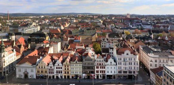 Kam v Plzni o víkendu