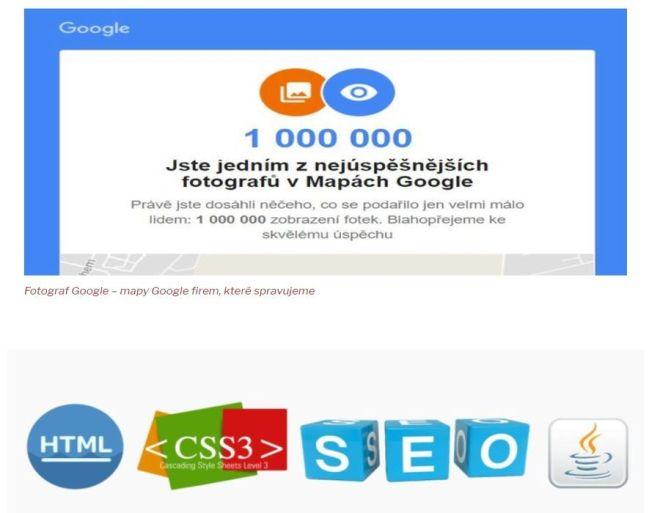 Internetový marketing – WEB FOTO MEDIA SEO VIDEO – správa webových stránek. SEO servis. Budování zpětných odkazů (neboli linkbuilding). Copywriting (CW). Správa sociálních sítí.