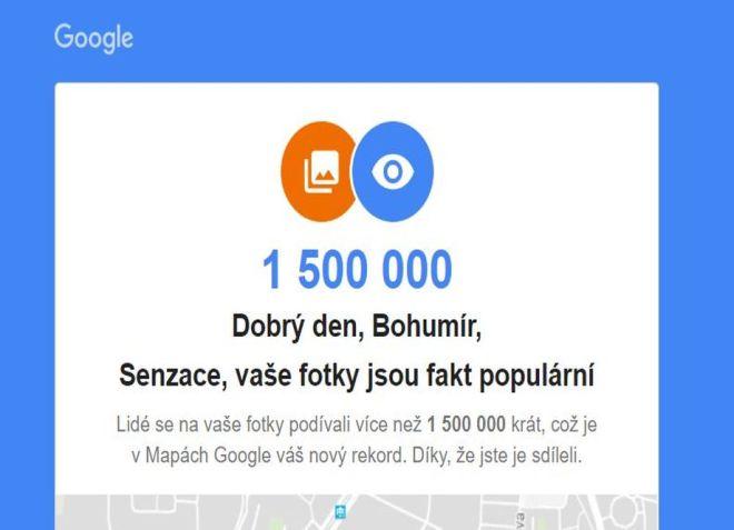 Google map - vhodný SEO doplněk pro propagaci