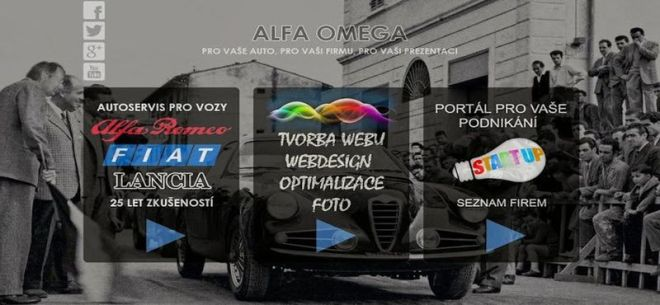 Alfa – Omega servis & spol. WEB – FOTO – MEDIA – SEO – VIDEO – MARKETING